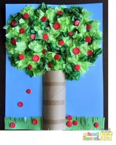 summer tree craft