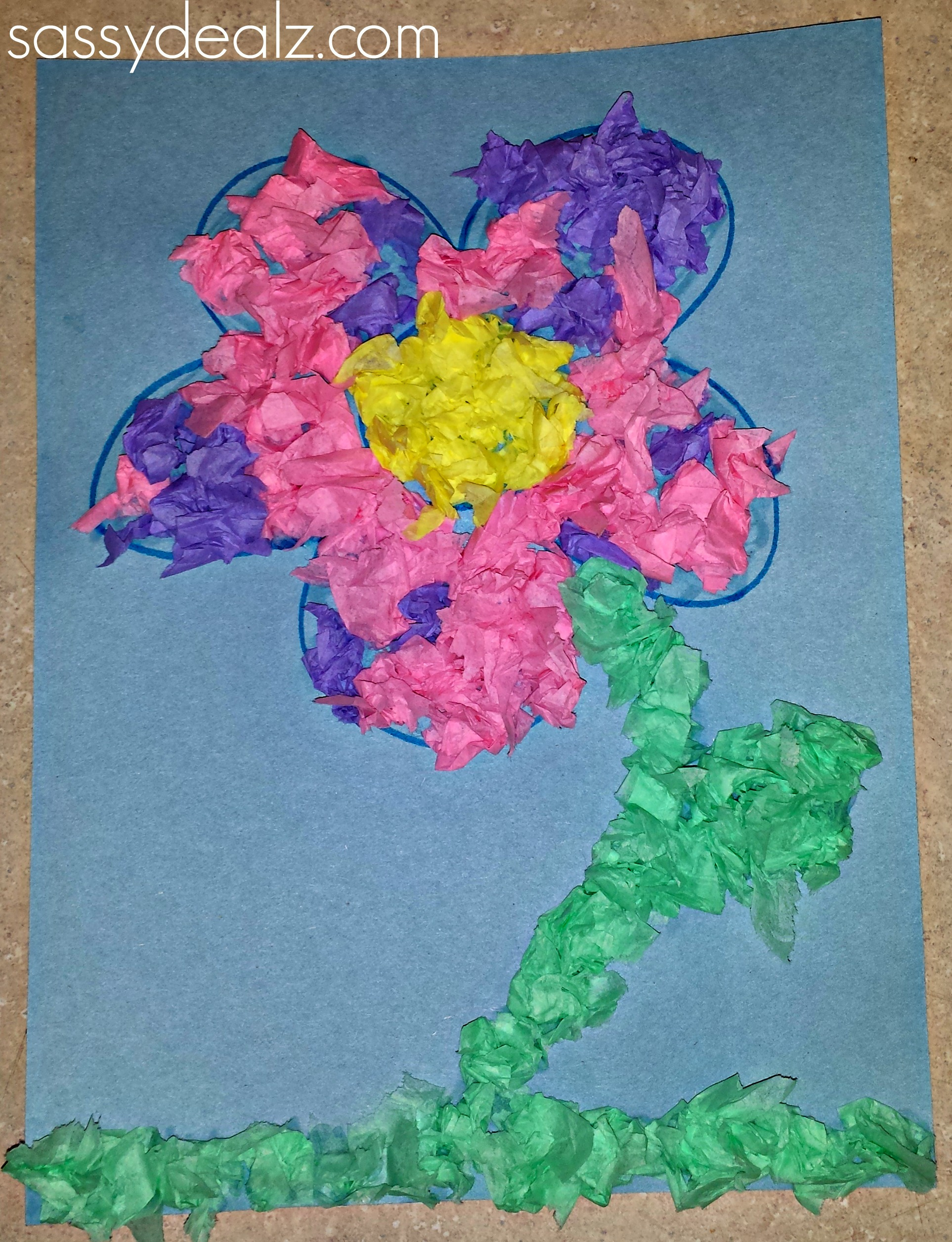tissue paper crafts crafts actvities and worksheets for preschool toddler and 3114