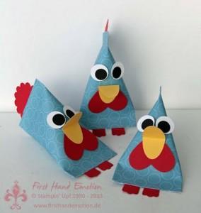 toilet paper roll chicken craft for kids