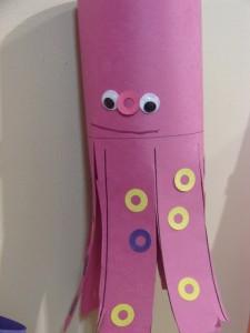 toilet paper roll octopus (1)