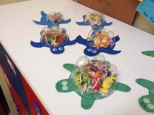 turtle Plastic Bottle Crafts