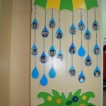 umbrella door craft