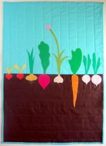 vegetable bulletin board
