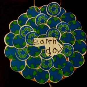 Earth day craft idea