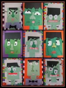 Frankenstein- SHAPES