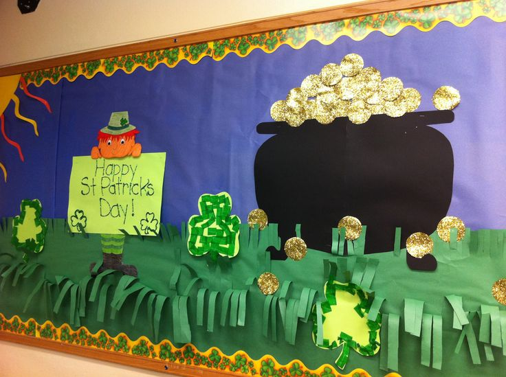 March Bulletin Board Idea For Kids Crafts And Worksheets Preschool Toddler Kindergarten