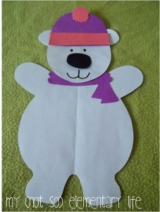 Polar Bear craft