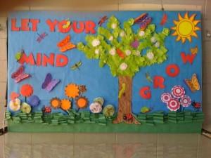 Spring Bulletin Boards 1