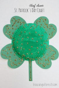 St. Patrick's Day Craft 1