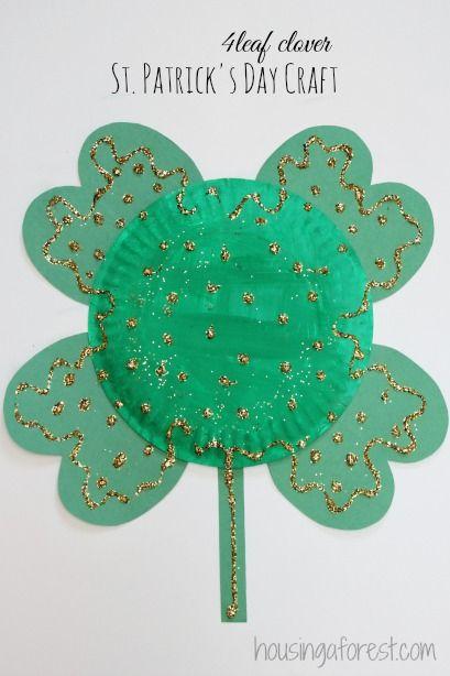 St. Patrick's Day Craft 1