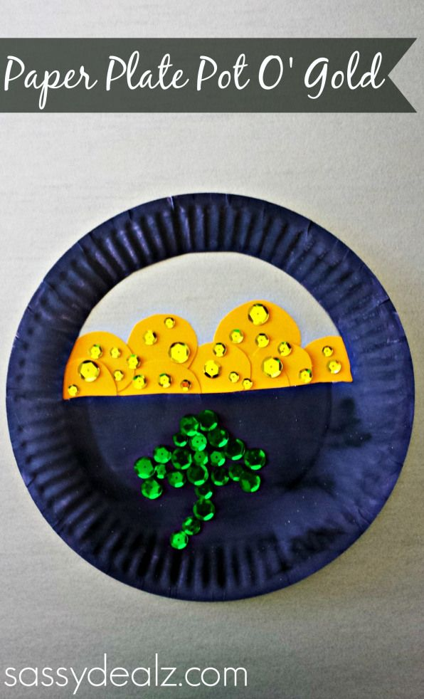 St. Patrick's Day Crafts For Kids 3