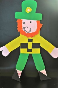 St. Patrick's Day Crafts for Kids 1
