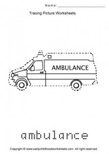 ambulance trace