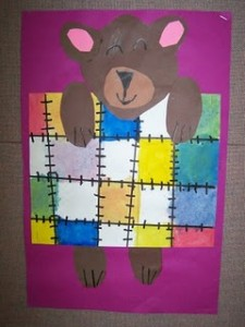 bear craft idea