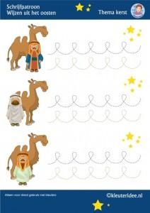 camel  trace worksheet