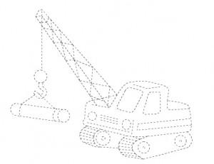 crane trace worksheet