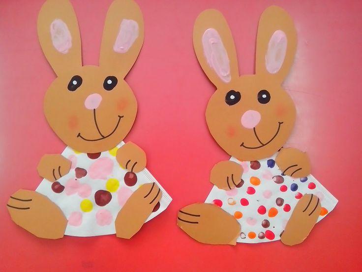easter bunny craft idea (2)