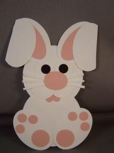 easter bunny craft idea (3)