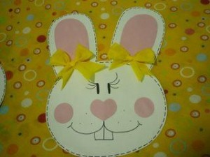 easter bunny craft idea (5)