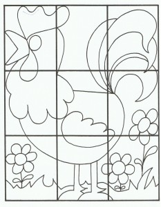 easy puzzle worksheet