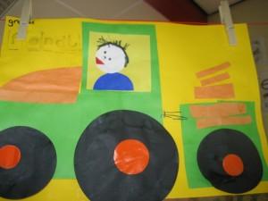 farmer craft idea for kids