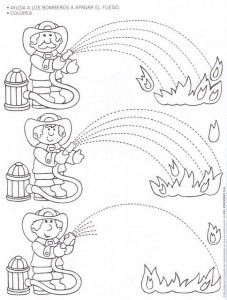 fireman trace