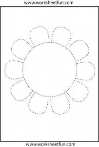 flower trace