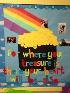 St Patrick S Day Bulletin Board Crafts And Worksheets For Preschool Toddler Kindergarten