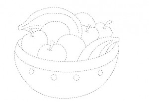fruit basket trace