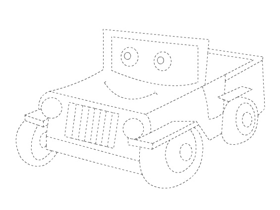 transportations trace worksheet for kids crafts and worksheets for preschool toddler and. Black Bedroom Furniture Sets. Home Design Ideas