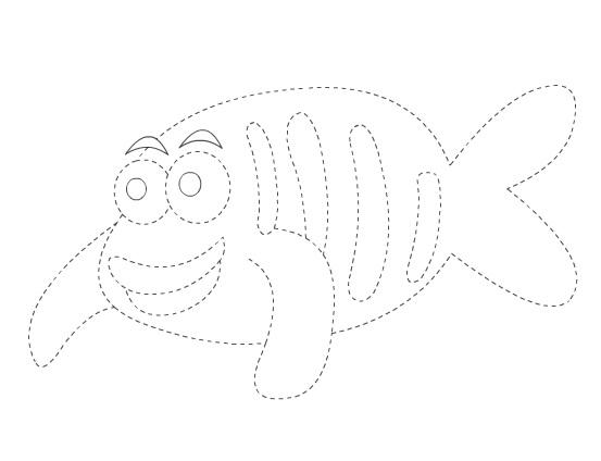 nemo fish trace
