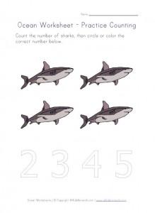 ocean counting 4