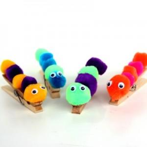 pom-pom-caterpillar