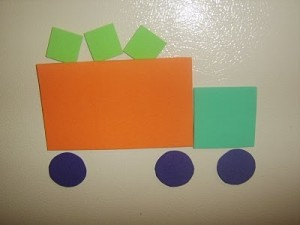 shape truck craft