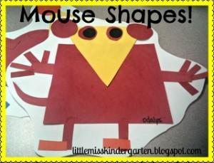 shapes mouse