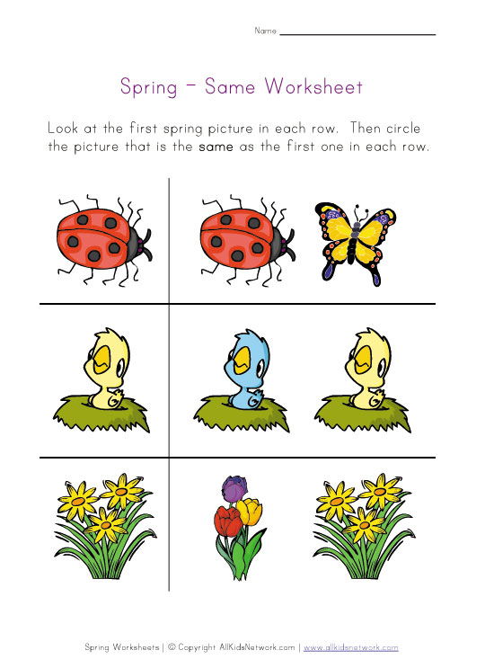 spring-worksheets-for-kids-1