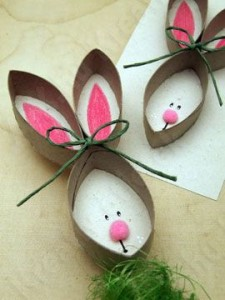 toilet paper roll bunny craft (1)