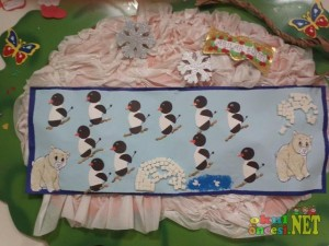 Arctic Animals Crafts for Kid