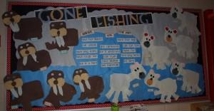 Arctic Animals  bulletin boards
