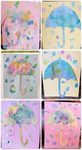 Umbrella Craft 1