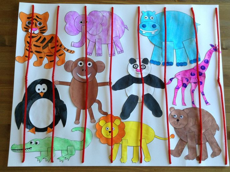 Zoo Craft idea