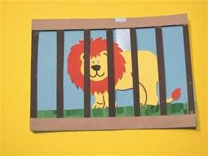 Zoo animals crafts