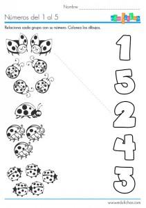 animal number count worksheet (16)