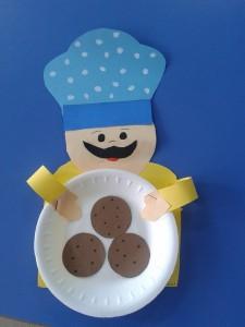 baker craft idea for kids