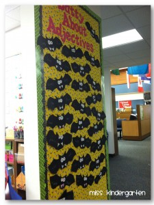 bat bulletin board