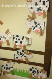 cow bulletin board ideas 1