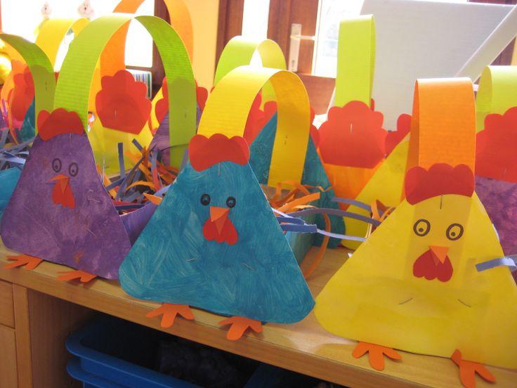 easter basket craft idea for kids (1)
