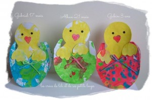 easter chick crafts (2)