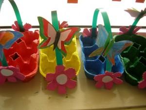 easter egg basket craft idea for kids (5)
