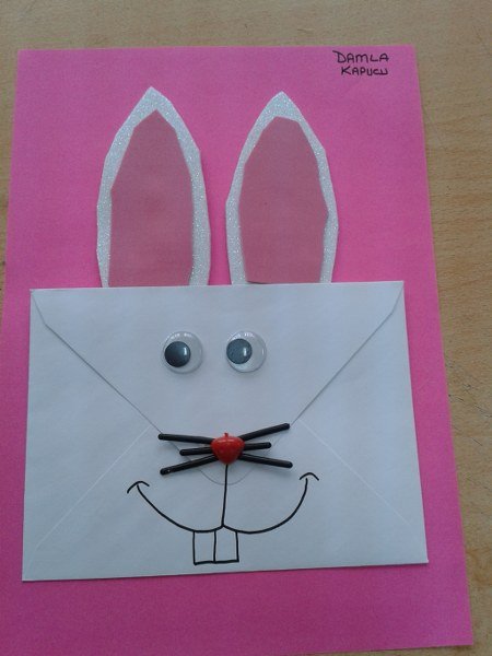 envelope bunny craft_450x600